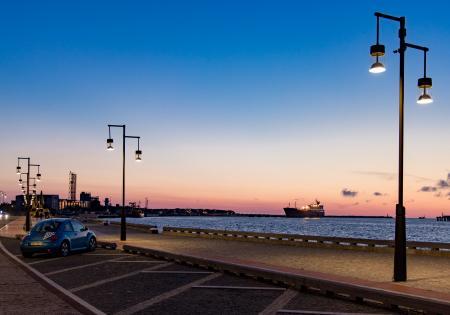 Ventspils promenade