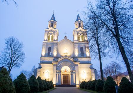 Vilkavišķu katedrāle