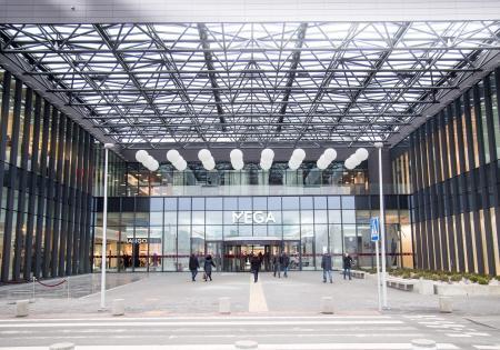 Tirdzniecības centrs MEGA