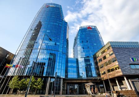 Centrālais Huawei ofiss Lietuvā
