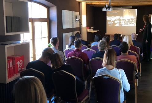iGuzzini 2019. gada jaunumu prezentācija un paraugdemonstrējumi