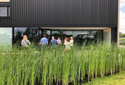 Visiting the Modular Lighting Instruments in Belgium 2019